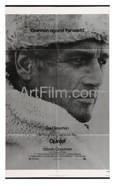 Happy #FirstDayofWinter https://eartfilm.com/search?q=winter #Winter #seasons #cold #dark #weather #wintersolstice #21st #brrr #hibernal #bluechristmas #movies #posters #movieposters #film #cinema  Quintet 1979 27x41 One Sheet United States