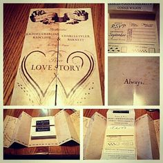 images about Harry Potter Themed Wedding Inspiration on