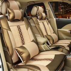89.00$  Watch now - http://aliyrq.worldwells.pw/go.php?t=32274507352 - forRegal Mazda 6 for  Cruze for  new Excelle Yuet Tiguan Magotan Four Seasons Bora seat cover car seat