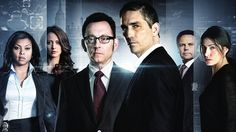 epitome of my not-so exciting life: Person of Interest