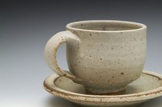 Warren Mackenzie cup & saucer