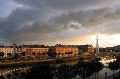 Le Havre - Bassin du commerce. http://www.fasthotel.com/haute-normandie/hotel-le-havre