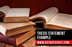 Are you working on your high school research paper? Stuck with writing a powerful thesis statement? Get useful ideas on how to write a good thesis statement with these thesis statement examples for research papers. Follow the blog below.