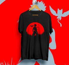 NATSU DRAGNEEL FAIRY TAIL GUILD MEMBER Black T-Shirt Unisex Adult Size S,M,L,XL #Unbranded #ShortSleeve