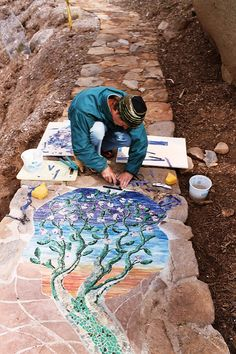 Tree of Life 2 | This is my friend and work partner, Victor.… | Flickr