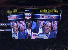 Latrell Sprewell attended Sunday's New York Knicks-San Antonio Spurs game as a guest of the organization, sitting next to owner James Dolan, four days after fan favorite Charles Oakley was physically removed from the arena and arrested. Sprewell and Dolan had long been at odds. Sprewell, who helped lead the Knicks to the Finals in …