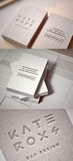Nice letterpress businesscards for peopleofprint ltd www handbag designer business card reheart Gallery