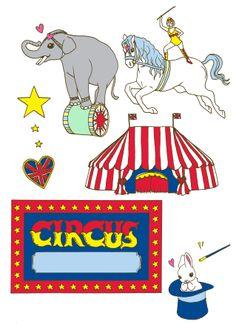 Anna Lou - at the circus