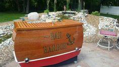 Boat desk ideas