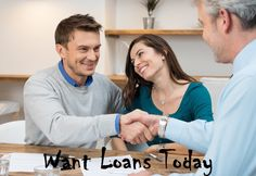 Want loans today are suitable loans amount that you borrowed for urgency time. Loans today are fast loans available without any fees within few hours now.
