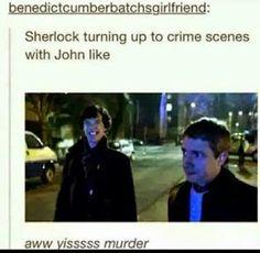 Oh Sherlock