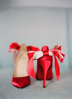 Nadia Hung | Red Shoes