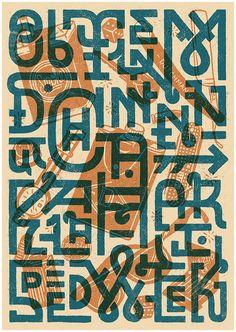 """Dutchmann Weekend Racer"" ( 6 Team Dutchmann Kalahari Speedway), - Graphic Design by ""Muti Design Studio"", (Cape Town, South Africa) ~ [mix of strange typeface and texture base]"