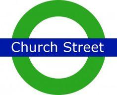 Church Street Tram Stop in London Step by Step Guide #London #stepbystep
