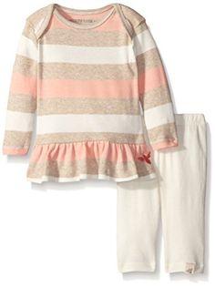 Burt's Bees Baby Girls' Organic Tri Color Stripe Tunic and Capri Legging Set, http://www.amazon.com/dp/B017HAJKYC/ref=cm_sw_r_pi_s_awdm_qPSJxbSYQXS4F