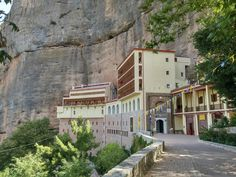Mega Spileo Monastery - Kalavrita Greece Vacation, Greece Travel, Tour Tickets, Kato, Trip Advisor, Greek, Tours, Mansions, Country