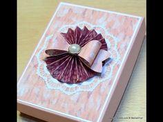 JanB Handmade Cards Atelier: Medallion Box Video