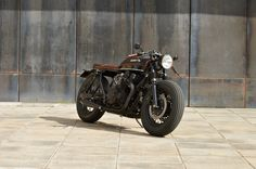 Honda CB750 Brat Style 1