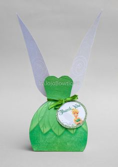 Tinkerbell Gift Box Favor Box Printable for by IraJoJoBowtique