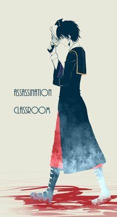 Assassination Classroom - Koro-sensei / The Reaper Shinigami, Koro Sensei Quest, Anime Guys, Manga Anime, Vocaloid, Tsurezure Children, Nagisa Shiota, Natsume Yuujinchou, A Silent Voice