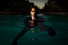 Two men I love: Zachary Levi and Jeremy Cowart (photographer)