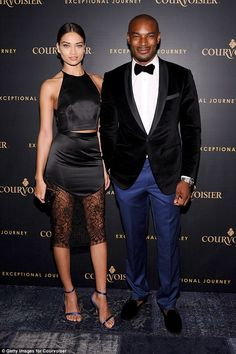 Unfriendly exes: Shanina, 25, and Tyson, 45, split in 2015, shortly before she moved on with herfiancé DJ Ruckus, 32,