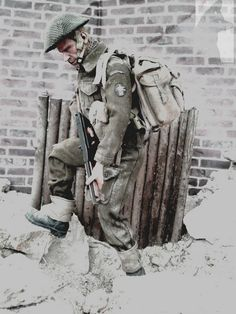 commando marine 1944