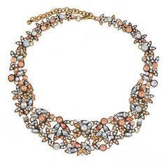 Náhrdelník Pretty růžový Dokonalý módní doplněk nejen k šatům. Módní záležitost, krásný masivní náhrdelník, úžasně zpracovaný, atraktivní design v růžovém štrasu. Vhodný na výjimečné události, ale i běžně nošení např. ke kostýmku. Délkově upravitelný, délka (obvod) cca 42 cm, šířka aplikace cca 4 cm. Vhodné jako dárek. Diamond, Pretty, Jewelry, Design, Fashion, Moda, Jewlery, Jewerly, Fashion Styles