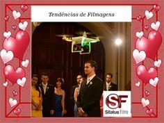 Veja as tendências de filmagem de Casamento no Blog  Novas Noivas:http://bit.ly/1O20xcj
