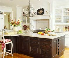 Cooks Kitchen with Vintage Style