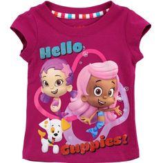 Nickelodeon Little Girls' Bubble Guppies Short Sleeve Tee, Berry Gift, 2T Nickelodeon http://www.amazon.com/dp/B00I0EB188/ref=cm_sw_r_pi_dp_6d48tb1FPS97K