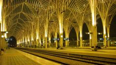 Lisboa - Estação Oriente