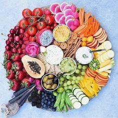 Weekend rainbow food  Inner•G (@nathaliesader) • Instagram photos and videos
