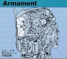 イメージ0 - 内部透視図の事。六 ガンダムヘッド編の画像 - デアヒロ - Yahoo!ブログ