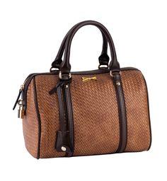 WOVEN HAND HELD BAG WITH PADLOCK DECO City Bag, Deco, Bags, Accessories, Handbags, Decor, Deko, Decorating, Decoration