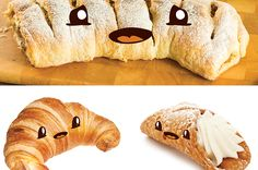 Are you more of an assertive croissant or a confident éclair?