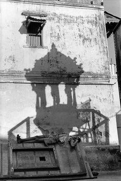 Ahmadabad - india - 1966 © Henri Cartier-Bresson / Magnum