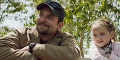 American Sniper - Directed by Clint Eastwood starring Bradley Cooper as Chris Kyle, the most lethal sniper in U. Chris Kyle, Clint Eastwood, Bradley Cooper, Michael Morris, Trailer Film, Cotton Citizen, Movie Facts, Sienna Miller, Recorded Books