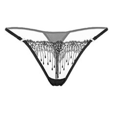 1938b76ed7395 Sexy Women s Panties Lace Transparent G Strings And Thongs Solid Women  Underwear Sexy Briefs bragas mujer