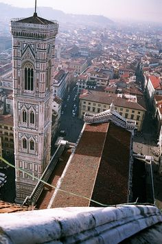 Firenze, Italy - Visited when I was little. Still want to go back though and re-explore the city.
