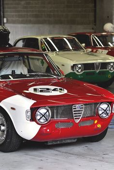 Alfa Romeo Giulia Sprint #alfaromeomontreal