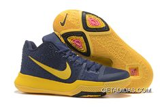 78c0625d8172 Nike Kyrie Irving 3 Shoes Deep Purple Yellow TopDeals