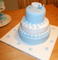 Conor's Christening Cake 2012
