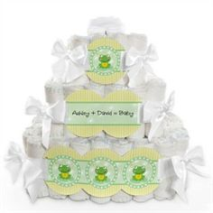 frog baby shower on pinterest frog baby showers frog cookies and