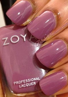 @Zoya Nail Polish Odette