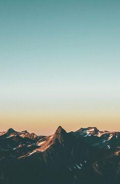 explore-everywhere:  bronsonsnelling:  Cascade Peaks x Bronson...