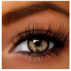 Beautiful Safe Colored Contacts #5 Rainbow Colored Contact Lenses ...