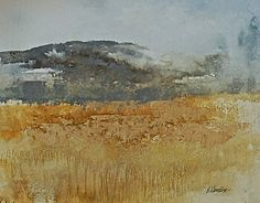 UTAH LANDSCAPES IN WATERCOLOR: January 2014