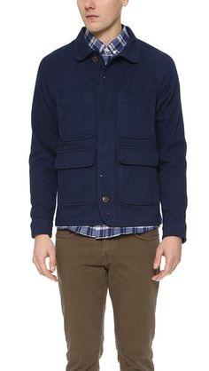 USINMADE | Apolis Jacket. Made in USA!