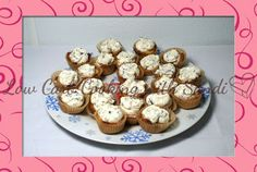 Low Carb Cooking with Sandi: Cannoli Cups - Low Carb